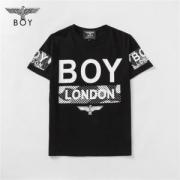 ボーイロンドン 人気 コピー BOY LONDON 丸首 半袖 Tシャツ カットソー ホワイト ブラック トップス プリント ストリート