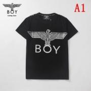BOY LONDON ボーイロンドン コーデ Tシャツ コピー オシャレな新作 激安 ブラック プリント トップス カジュアル 通販