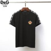 Dolce & Gabbana メンズ tシャツ お気に入りの限定新作アイテム ドルガバ スーパーコピー ブラック ホワイト 最低価格