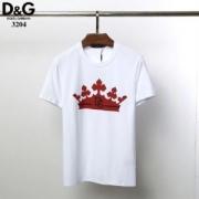Dolce&Gabbana メンズ トップス カジュアル感強めの限定アイテム ドルガバ tシャツ コピー 3色可選 コーデ 最低価格