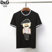 海外で高く評判された大人気なコレクション Dolce & Gabbana ドルガバ tシャツ メンズ 3色可選 プリント コピー 品質保証
