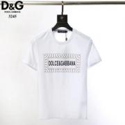 オシャレ感がいっぱいに感じられる!ドルチェ&ガッバーナ d&g tシャツ メンズ コーデ ブラック ホワイト コピー 品質保証