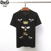 ドルチェ 半袖 コピー メンズ オシャレさんが絶対に購入したい新品 Dolce & Gabbana ブラック ホワイト プリント 品質保証