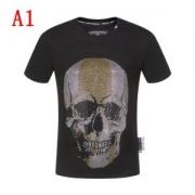 フィリッププレイン tシャツ コピー ブランド 絶対にお気に入るアイテム PHILIPP PLEIN 2色可選 メンズ お買い得