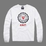 アバクロンビー&フィッチ Abercrombie & Fitch  長袖Tシャツ 4色可選 2019年春夏のトレンド 個性的な印象に仕上がり