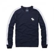 2019トレンドスタイル! ファッション感が満点 アバクロンビー&フィッチ Abercrombie & Fitch  長袖Tシャツ 4色可選