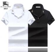 大人っぽい雰囲気  バーバリー BURBERRY若々しい印象や元気よく見える 半袖Tシャツ 2019トレンドスタイル! 2色可選