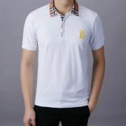 バーバリー BURBERRY 人気アイテム 半袖Tシャツより格好良さが際立ちます! 2色可選 2019年春夏のトレンド