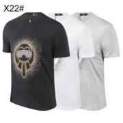 最新ファッションのポイント 半袖Tシャツ  2019年春夏のトレンドフェンディ FENDI キレイめな印象を与えてくれ 3色可選 人気は衰えず!