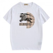 バーバリー BURBERRY 若々しい印象や元気よく見える 半袖Tシャツ トレンドコーデが楽しめ 多色可選 明るい雰囲気があり