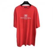 カジュアルさが強すぎる バレンシアガ カッコ良くキあります BALENCIAGA 2019トレンドスタイル! 半袖Tシャツ 個性的になりすぎ