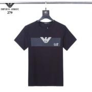 アルマーニ ARMANI 触りが良い  半袖Tシャツ 2019春夏新作登場 多色可選 絶対購入したい 人気アイテム