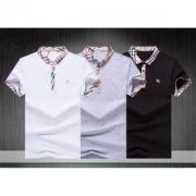 2019年春夏のトレンド  バーバリー BURBERRY ファッションに取り入れたスタイル 半袖Tシャツ カジュアルさが強すぎる 3色可選 抜け感のある 大人っぽさ