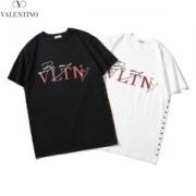 2019人気新作が登場  VALENTINO 2色可選  Tシャツ/半袖ヴァレンティノ ファッションにとても取り入れやすい