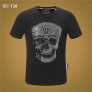 最新ファッションのポイント PHILIPP PLEIN Tシャツ/半袖  高品質コットンスタイリッシュにフィリッププレイン