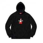 個性的なオシャレに仕上がる 2色可選  パーカー シュプリーム SUPREME 19FW秋冬新品  Cone Hooded Sweatshirt