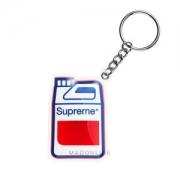 甘すぎない可愛さ秋冬コーデ キーホルダー 寒い季節トレンド上品 Supreme 19FW Jug Keychain 2色可選