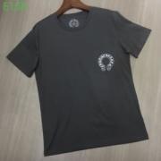 2019年春夏の流行アイテム 最新の注目ファッション クロムハーツ CHROME HEARTS 半袖Tシャツ 男女兼用