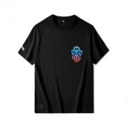 最新ファッション、トレンドアイテムクロムハーツ CHROME HEARTS 半袖Tシャツ 2色可選 2019春夏新作登場