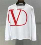 ヴァレンティノ VALENTINO 長袖Tシャツ 2色可選 トレンドを取り入れた2019流行 ゆったり着たい人気トレンド新作
