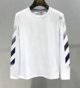 【2019秋冬】の注目トレンド Off-White オフホワイト 長袖Tシャツ 2色可選 よりじわじわと注目を集め新作