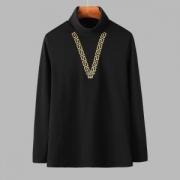 長袖Tシャツ 2色可選 ヴェルサーチ VERSACE 2019/20秋冬定番おすすめの1品 定番の人気なども続々入荷中